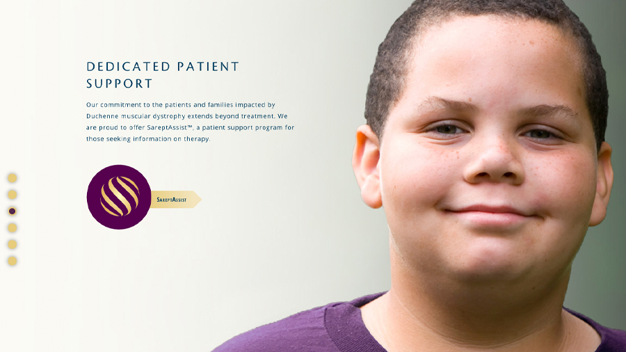 Sarepta Patient