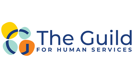 Logo of The Guild for Human Services